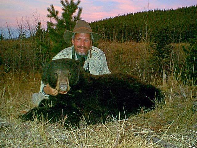 Trophy Bear Hunt