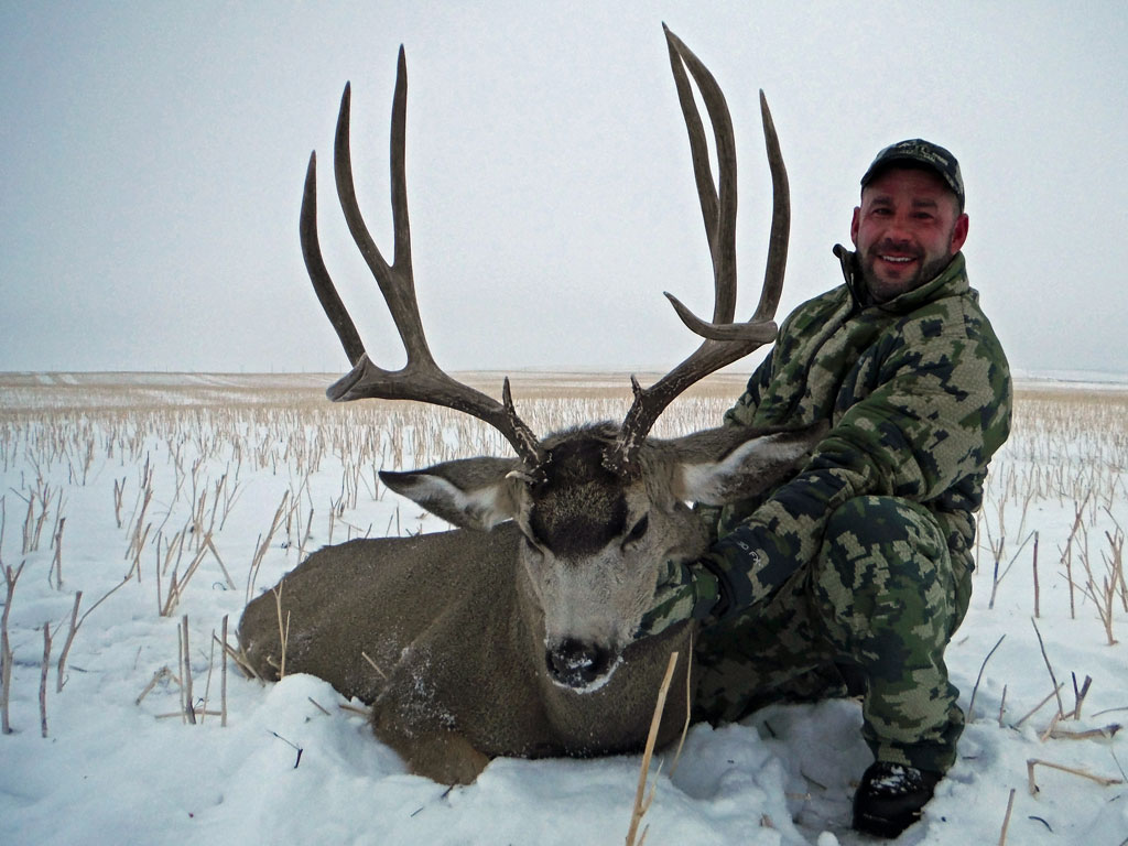 Trophy Mule Deer Hunt